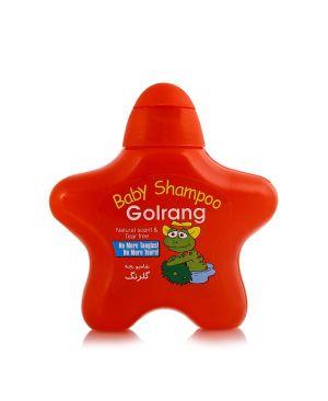 شامپو بچه ستاره قرمز گلرنگ