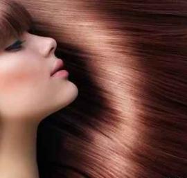 صاف کردن فوری مو در خانه