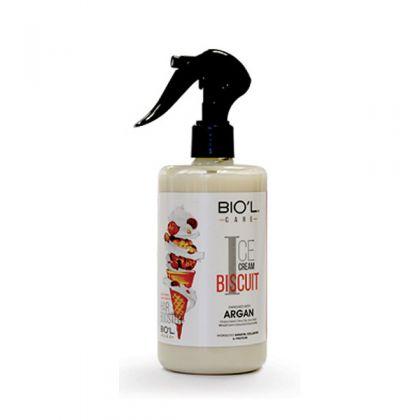 لوسیون مو بدون آبکشی بیول ( بستنی بیسکویتی )