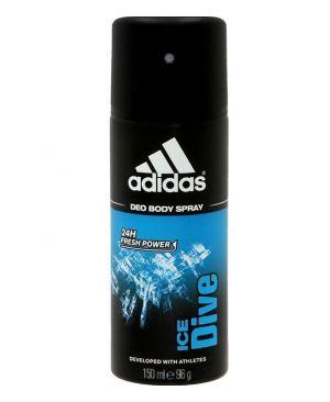 اسپری آدیداس آیس دایو Adidas Ice Dive Body Spray