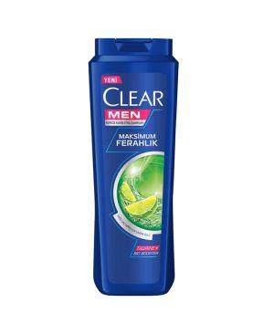 شامپو مردانه ضد شوره کلیر CLEAR – کنترل چربی